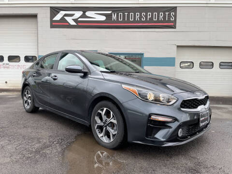 2019 Kia Forte for sale at RS Motorsports, Inc. in Canandaigua NY