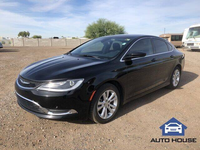 2016 Chrysler 200 for sale at Auto House Phoenix in Peoria AZ
