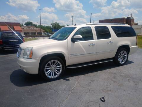 2012 GMC Yukon XL for sale at Big Boys Auto Sales in Russellville KY