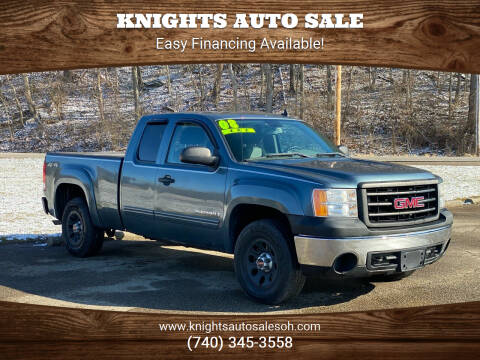 2008 GMC Sierra 1500 for sale at Knights Auto Sale in Newark OH
