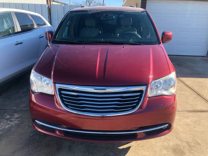 2014 Chrysler Town and Country for sale at Moore Imports Auto in Moore OK