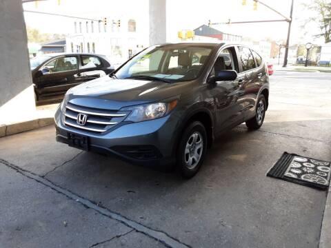 2013 Honda CR-V for sale at ROBINSON AUTO BROKERS in Dallas NC