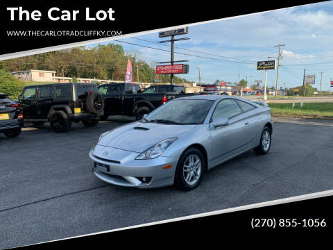 2004 Toyota Celica for sale at The Car Lot in Radcliff KY