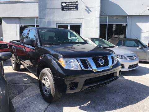 2017 Nissan Frontier for sale at Popular Imports Auto Sales in Gainesville FL