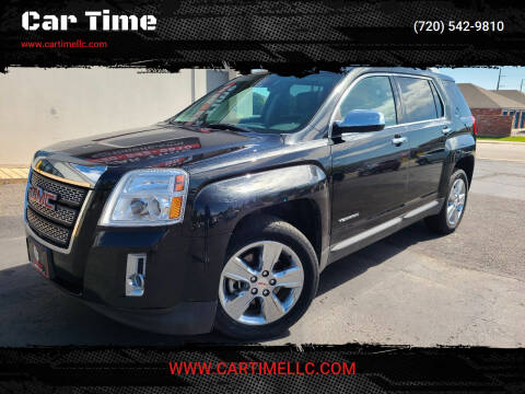 2015 GMC Terrain for sale at Car Time in Denver CO