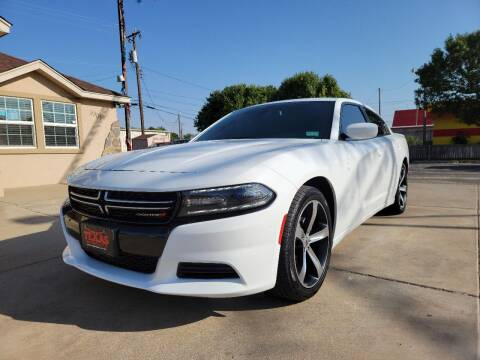 2017 Dodge Charger for sale at Texas Premiere Autos in Amarillo TX