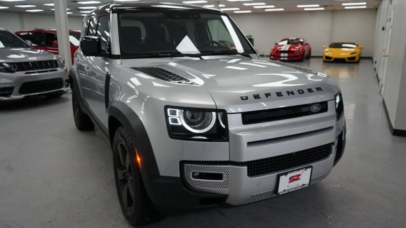 2020 Land Rover Defender for sale at SZ Motorcars in Woodbury NY