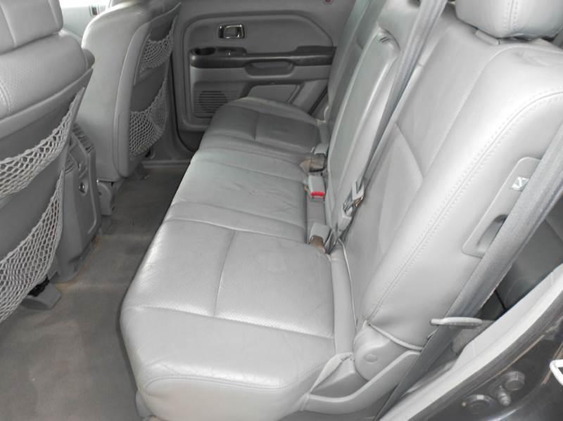 2005 Honda Pilot EX-L 4dr 4WD SUV w/Leather - Fort Worth TX