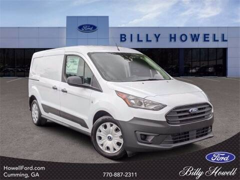 2021 Ford Transit Connect Cargo for sale at BILLY HOWELL FORD LINCOLN in Cumming GA