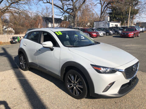 2018 Mazda CX-3 for sale at Chris Auto Sales in Springfield MA