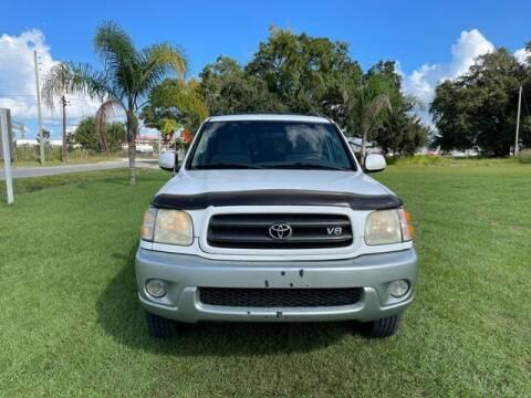 2002 Toyota Sequoia for sale at AM Auto Sales in Orlando FL