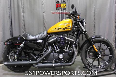 2016 Harley-Davidson Iron 883™ for sale at Powersports of Palm Beach in Hollywood FL