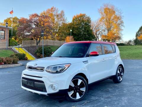 2017 Kia Soul for sale at Sebar Inc. in Greensboro NC