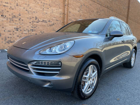 2014 Porsche Cayenne for sale at Vantage Auto Group - Vantage Auto Wholesale in Moonachie NJ