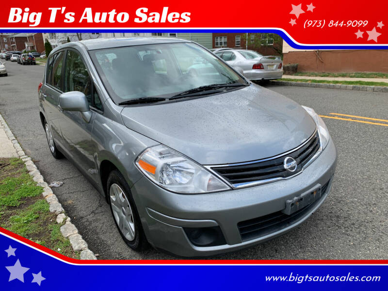 2011 Nissan Versa for sale at Big T's Auto Sales in Belleville NJ