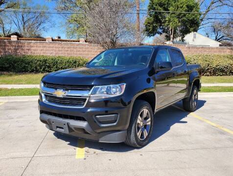 2017 Chevrolet Colorado for sale at International Auto Sales in Garland TX