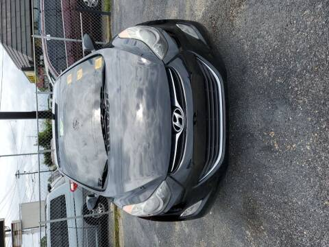 2013 Hyundai Elantra for sale at Dependable Auto Sales in Montgomery AL