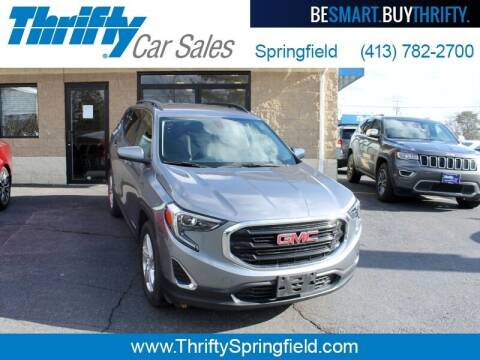 2018 GMC Terrain for sale at Thrifty Car Sales Springfield in Springfield MA