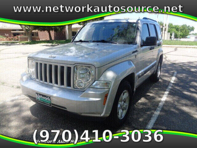 2012 Jeep Liberty for sale at Network Auto Source in Loveland CO