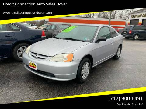 2003 Honda Civic for sale at Credit Connection Auto Sales Dover in Dover PA
