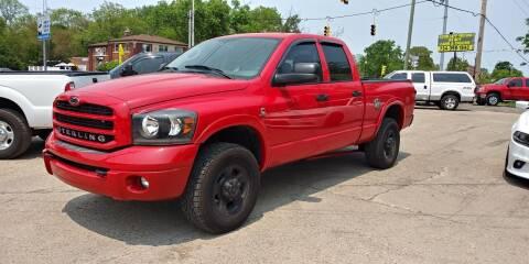 2007 Dodge Ram Pickup 2500 for sale at Kevin Lapp Motors in Flat Rock MI