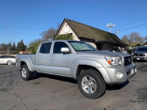 2005 Toyota Tacoma for sale at Three Bridges Auto Sales in Fair Oaks CA
