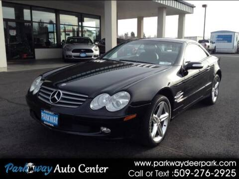 2004 Mercedes-Benz SL-Class for sale at PARKWAY AUTO CENTER AND RV in Deer Park WA