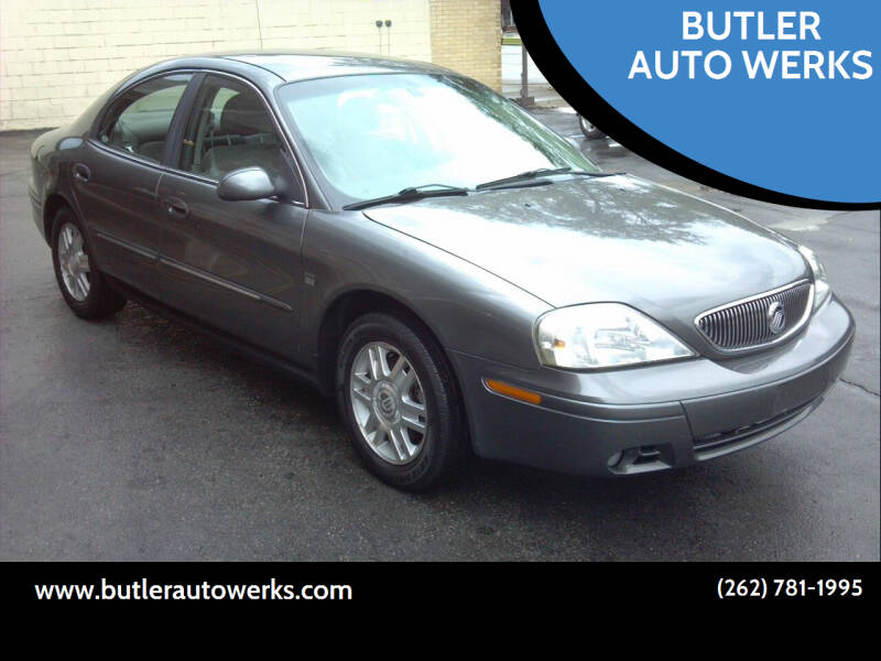 2005 Mercury Sable for sale at BUTLER AUTO WERKS in Butler WI