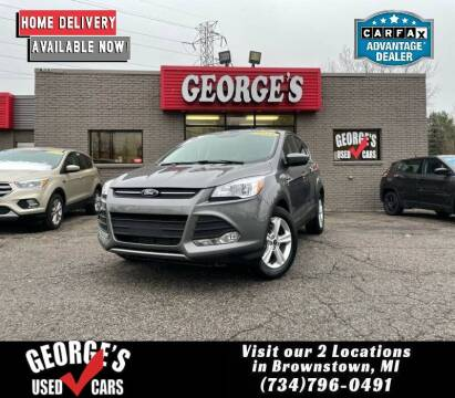 2014 Ford Escape for sale at George's Used Cars - Telegraph in Brownstown MI