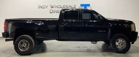 2013 Chevrolet Silverado 3500HD for sale at Indy Wholesale Direct in Carmel IN