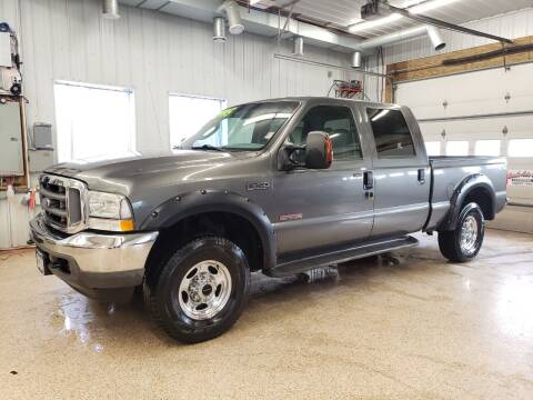 2004 Ford F-250 Super Duty for sale at Sand's Auto Sales in Cambridge MN