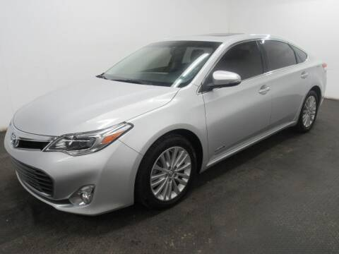 2014 Toyota Avalon Hybrid for sale at Automotive Connection in Fairfield OH