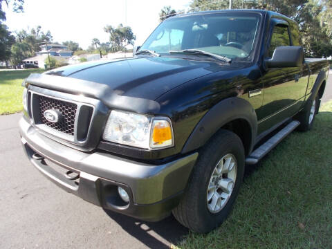 2009 Ford Ranger for sale at LANCASTER'S AUTO SALES INC in Fruitland Park FL