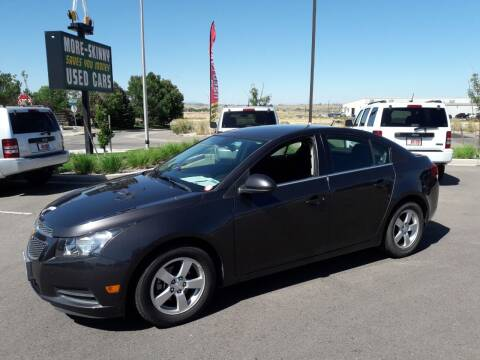 2014 Chevrolet Cruze for sale at More-Skinny Used Cars in Pueblo CO