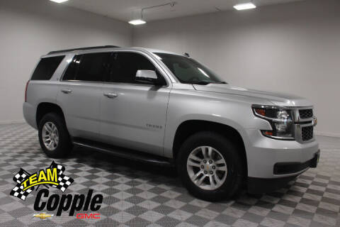 2015 Chevrolet Tahoe for sale at Copple Chevrolet GMC Inc in Louisville NE