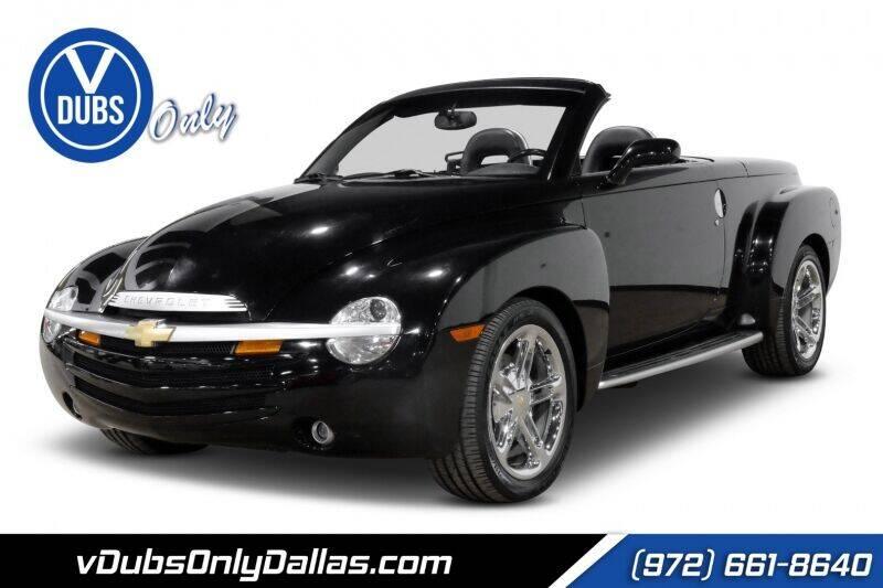2004 Chevrolet SSR for sale in Dallas, TX