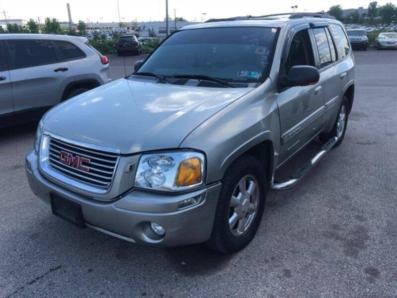 2003 GMC Envoy for sale at Jeffrey's Auto World Llc in Rockledge PA