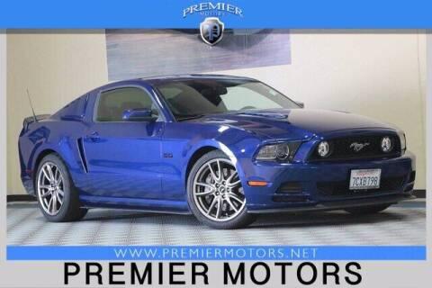 2014 Ford Mustang for sale at Premier Motors in Hayward CA