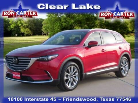 2019 Mazda CX-9 for sale at Ron Carter  Clear Lake Used Cars in Houston TX