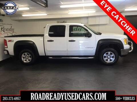 2007 GMC Sierra 1500 for sale at Road Ready Used Cars in Ansonia CT