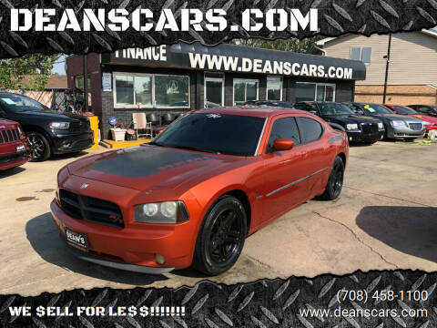2006 Dodge Charger for sale at DEANSCARS.COM in Bridgeview IL