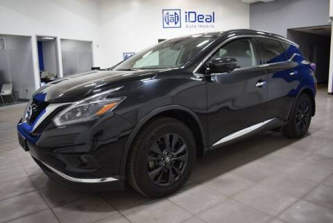 2018 Nissan Murano for sale at iDeal Auto Imports in Eden Prairie MN