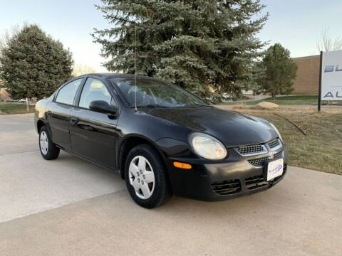 2003 Dodge Neon for sale at Tobias of Blue Star Auto Group in Frederick CO
