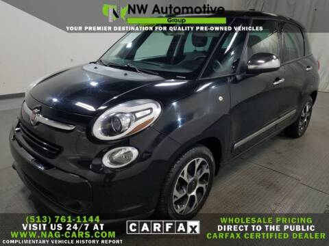 2014 FIAT 500L for sale at NW Automotive Group in Cincinnati OH