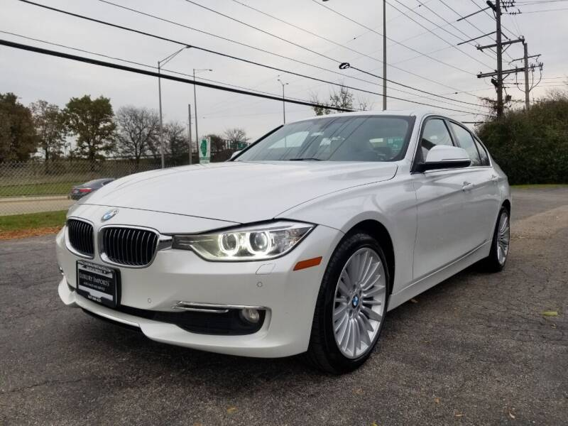 2014 BMW 3 Series for sale at Luxury Imports Auto Sales and Service in Rolling Meadows IL