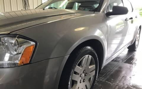 2014 Dodge Avenger for sale at CESSNA MOTORS INC in Bedford PA