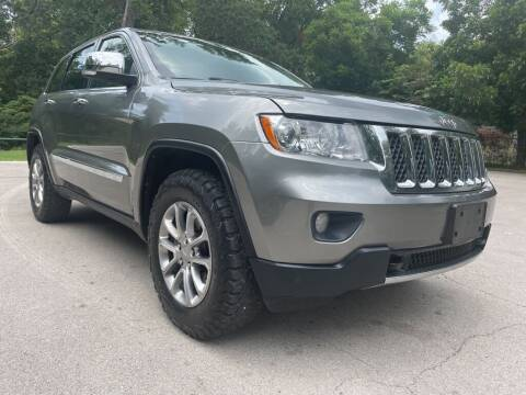 2013 Jeep Grand Cherokee for sale at Thornhill Motor Company in Lake Worth TX