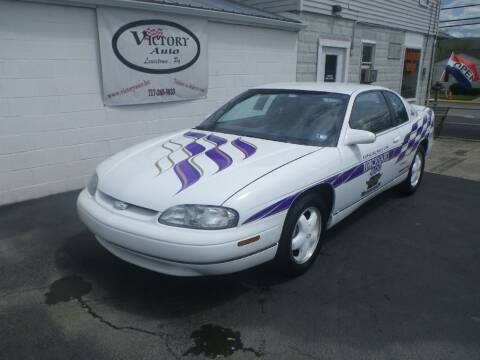 1995 Chevrolet Monte Carlo for sale at VICTORY AUTO in Lewistown PA