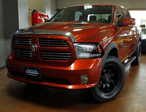 2013 RAM Ram Pickup 1500 for sale at Motion Auto Sport in North Canton OH