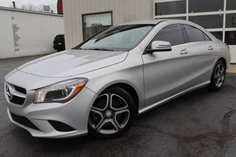 2014 Mercedes-Benz CLA for sale at Platinum Motors LLC in Reynoldsburg OH